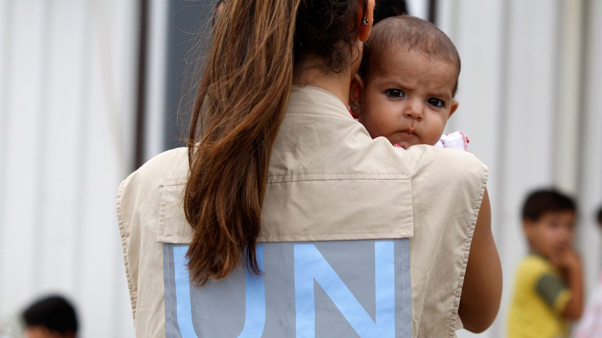 UNO-Flüchtlingshilfe – Anwalt der Flüchtlinge im Auftrag der Weltgemeinschaft