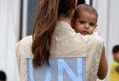 UNO Flüchtlingshilfe – im Namen des UNHCR