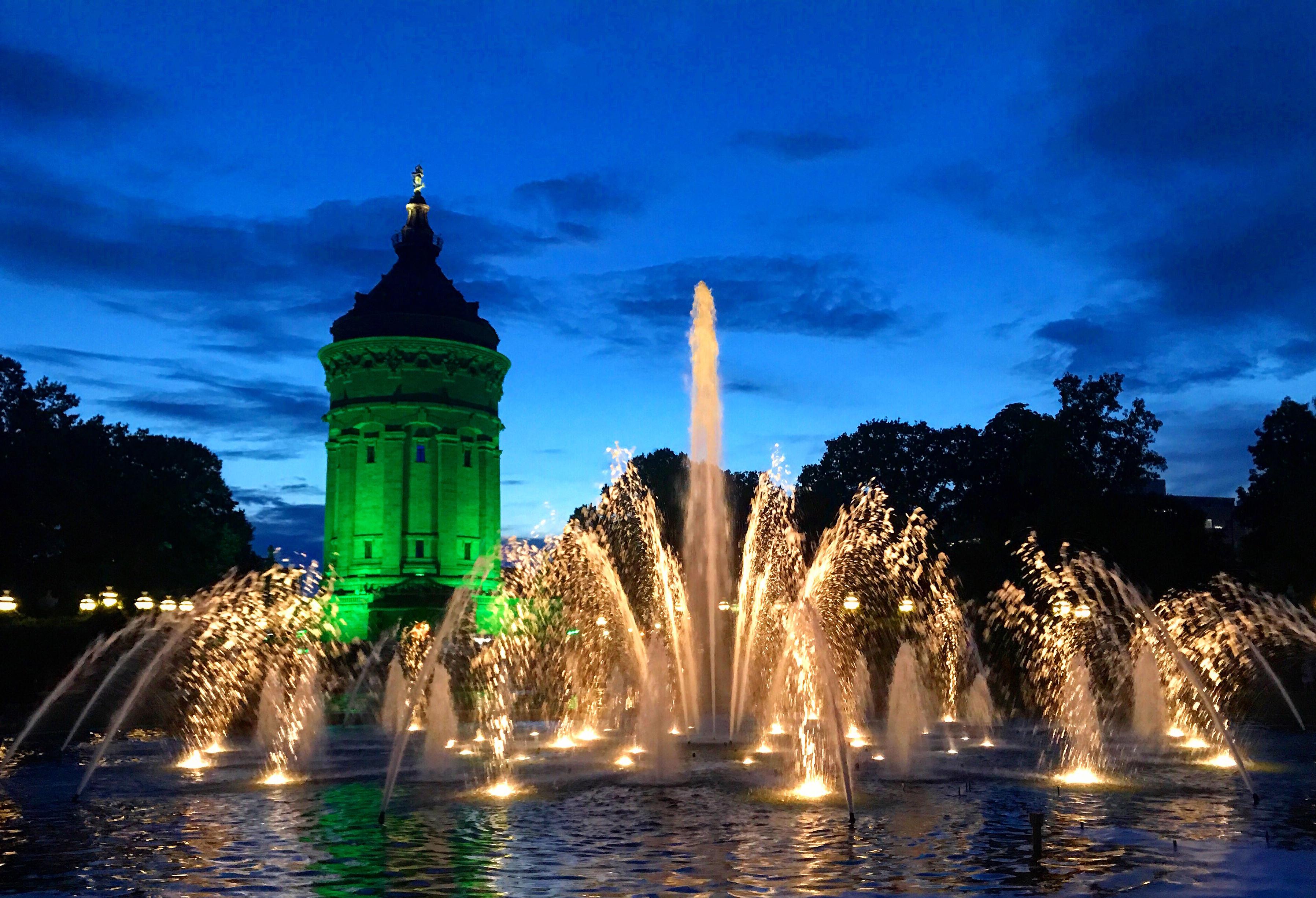 Modellstadt Mannheim – und Mannheim wurde grün